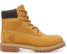 Timberland Original 6 Inch Premium Wheat 12909 Juniors - Womens Nubuck BOOTS 1 UK 3.5