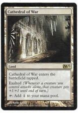 1x FOIL CATHEDRAL OF WAR - Rare - M13 - MTG - NM - Magic the Gathering