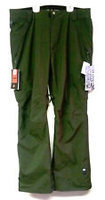 RIDE SNOWBOARDING Men's ALKI Snow Pants - Black Olive - XL - NWT