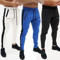 New Men's Gym Training Fit Causal Sports Pants Trousers Joggers Sweatpants Pants