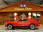 1970 Ford Mustang 347 Stroker w/ 5 speed trans 1970 Ford Mustang Mach 1 – Red / Black