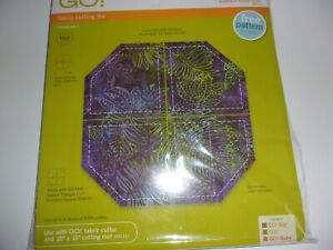 """ACCUQUILT GO! FABRIC CUTTING DIE BOWTIE 55772 6"""" Finished Square QUILTING CRAFTS"""