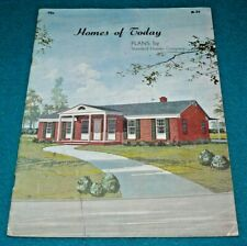 "Vintage : HOUSE PLANS ""Homes of Today"" B-36 @ Southern UNITED STATES"