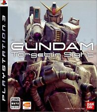 (Used) PS3 Mobile Suit Gundam: Target in Sight  [Import Japan]((Free Shipping))