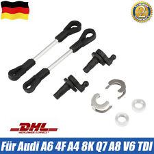 Neu Saugrohr Saugrohrklappe Rep Satz Gestänge Für Audi A6 4F A4 8K Q7 A8 V6 TDI