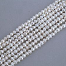 2.8-3mm Ivory White Seed Small Tiny Cultured Freshwater Pearls Loose Beads a