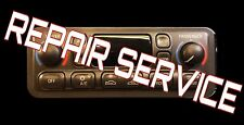 "1998 to 2005 CHEVY CORVETTE A/C HEATER CLIMATE CONTROL ""REPAIR SERVICE"" C5"