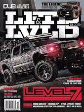 DUB LFTD & LVLD Magazine Issue 8 2016 LEVEL 7 TOYOTA TACOMA, Chevy 2500 Duramax