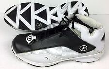Converse Dwayne Wade Team Basketball Shoes Black White Sneakers Sz 13 Rare EUC