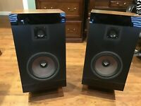 Cerwin Vega HED  W10 Speakers with Stands Local Pickup ONLY