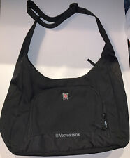 Victorinox Bag Crossbody Shoulder Adjustable Black Maker The Original Swiss Army