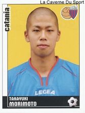 MORIMOTO # JAPAN CATANIA CALCIO RARE UPDATE STICKER CALCIATORI 2006 PANINI