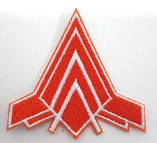 "BATTLESTAR GALACTICA Viper Pilot  Logo 2.5"" Uniform Patch-FREE S&H(BGPA-25)"