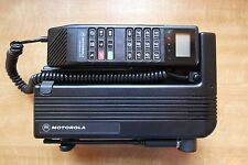 MOTOROLA INTERNATIONAL 1000 GSM + NEW BATT  VINTAGE CELL BRICK MOBILE PHONE RARE