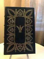 Easton Leather Experience Of War Volume 1 Only Euc Gold Gilded Page Edges