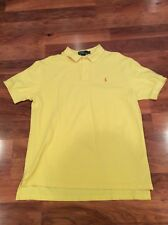 POLO Ralph Lauren Bright Yellow XL De La Soul Dunks Nike SB 3 Feet High & Rising