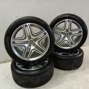 4x Winterkomplettrad  Mercedes Benz AMG 295/40 R21 111V 5mm DOT 3815 A166401400