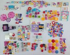 Lego FRIENDS big lot specialty part piece decorated accessories brick loose toys