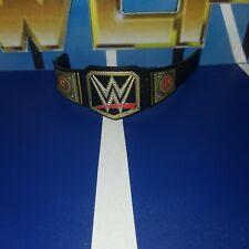 WWE Championship (v1) - Mattel Belt for WWE Wrestling Figures