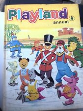 Playland Annual 1972 ?
