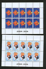 KOSOVO-MNH**  S/S-EUROPA CEPT-OFFICIAL ISSUE-2006.