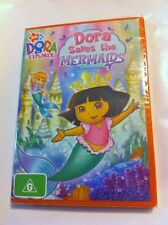 Dora the Explorer: Dora Saves the Mermaid Region4 DVD - BRAND NEW