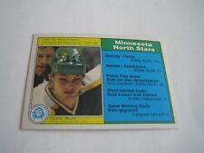 1982/83 O-PEE-CHEE HOCKEY DINO CICCARELLI CARD #162***MINNESOTA NORTH STARS***