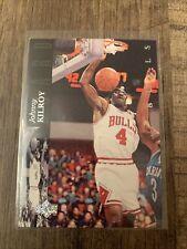 Johnny Kilroy/Michael Jordan 1993-94 Upper Deck SE #JK1 Basketball Near Mint