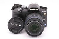 Olympus EVOLT E-510 10.0 MP Digital SLR Camera - Black (Kit w/ 40-150mm Lenses)