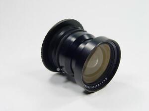 NEW Carl Zeiss Jena Tevidon 10mm f/2 micro 4/3 Lumix BlackMagic Olympus s/n 3269