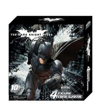 BATMAN HERO-CLIX GAME 4 FIGURES AND GAME PIECES