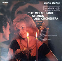 RCA LIVING STEREO LSP-2412 *SHADED DOG* MELACHRINO STRINGS & ORCHESTRA *1S/1S*