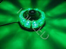 10 LED 30W High Power Warning Emergency Roof Beacon Flash Strobe Light 12V Green