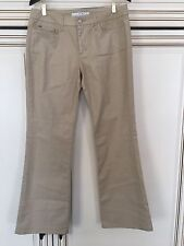 """Women's Designer JOE'S Jeans Light Gold Coated """"muse"""" Limited Edition Jeans W31"""""""
