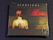 SCORPIONS HUMANITY HOUR 1 CD/DVD DIGIPAK BONUS TRACK - NEW