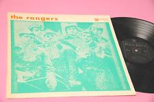 THE RANGERS LP SAME ORIG CZECHOSLOVAKIA 1969 EX+ !!!!!!!!!!!!!