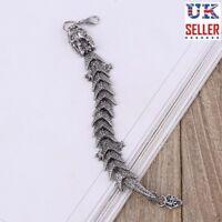 Dragon Bracelet, Scales, Vintage, Gothic, Rock, Steampunk, Chinese - UK Seller