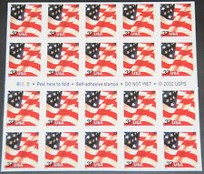 Scott #3635 (CF1) Postal Counterfeit 37-cent Flag Complete Booklet SCV $400