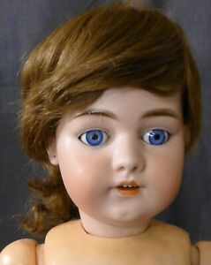 """14"""" /36cm LB  DOLL WIG FOR  ANTIQUE DOLL, DOLL WIG, Dollmaking, Doll repairs"""