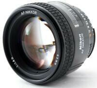 *Near Mint* Nikon AF Nikkor 85mm f/1.8 D Portrait Prime Lens from JAPAN #680853