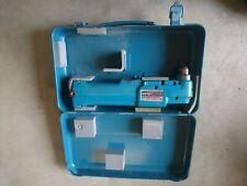 Makita DA3000D 10mm 7.2V DC 700RPM Cordless Angle Drill in Case Battery ✅ 5.F3