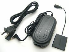 AC Power Adapter + DC Coupler for Canon ACK-DC90 Powershot A3500 A4000 A4050 IS