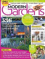 MODERN Gardens Magazine September 2020 (BRAND NEW BACK ISSUE)