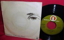 """LUCIO BATTISTI 7"""" 45rpm Il mio canto libero + Confusione 1972 EX+ Originale"""