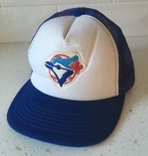 TORONTO BLUE JAYS Baseball Hat Adjustable Cap MLB