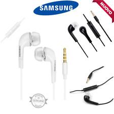 Cuffie Originale Samsung Auricolari Con Microfono Stereo Per Galaxy S3 S4 S5 S6