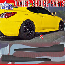 Fits 2010-2016 Hyundai Genesis Coupe 2DR NEFD Style Aero SIDE SKIRTS Body Kit PP
