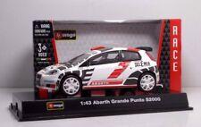 Bburago 38113 Abarth Grande Punto S2000 - METAL RACE Scala 1:43