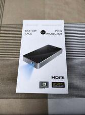 Mini Proiettore Portatile HDMI Q1080p (Usato Pochissimo, come Nuovo)