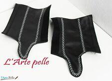 rivestimento completo maniglie con cuciture ornamentali interne Alfa Romeo Mito